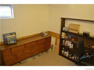 Photo 16: 768 Waterloo Street in Winnipeg: River Heights South Residential for sale (1D)  : MLS®# 1628613