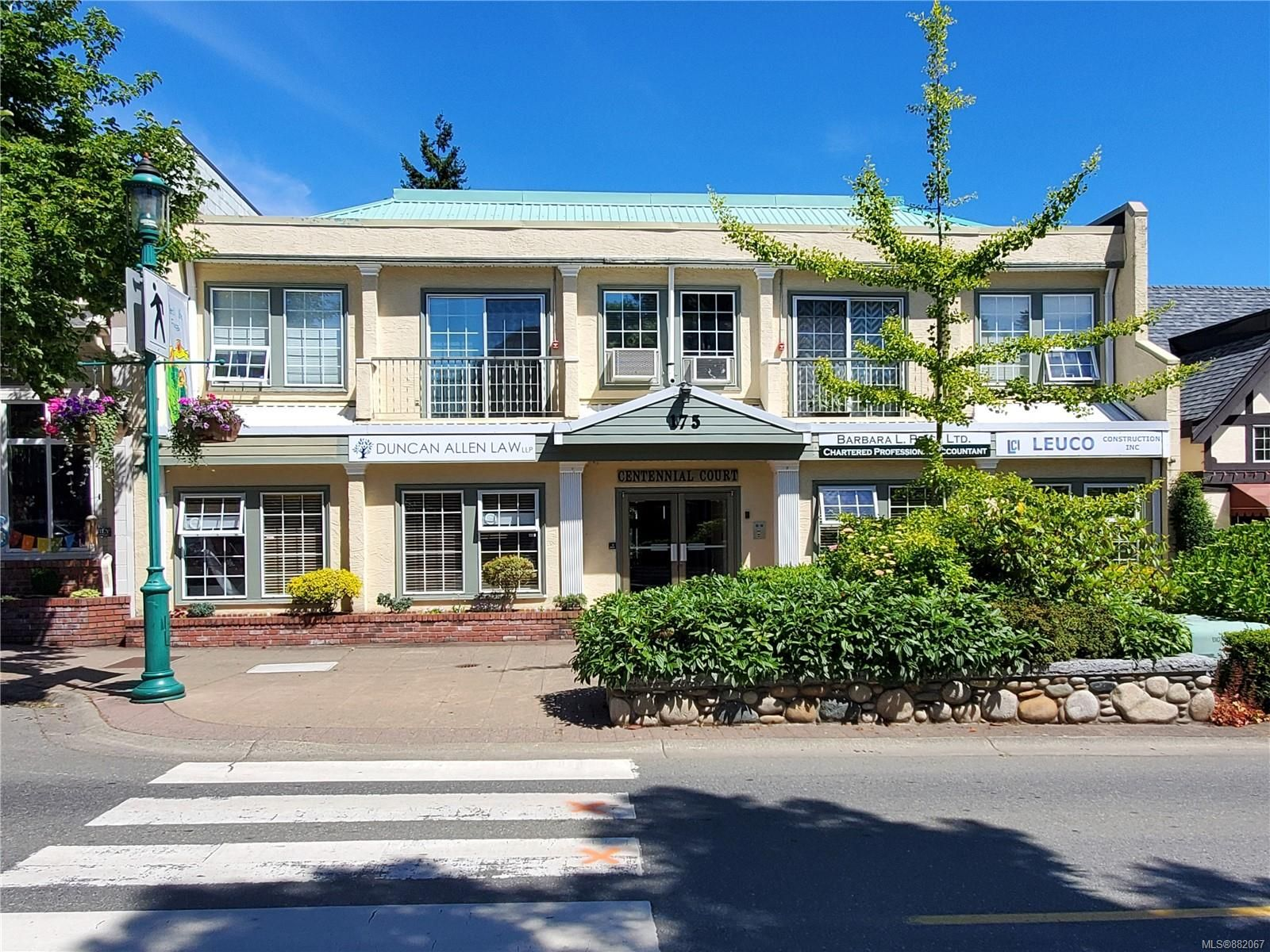 Main Photo: 3 175 W Second Ave in : PQ Qualicum Beach Office for sale (Parksville/Qualicum)  : MLS®# 882067