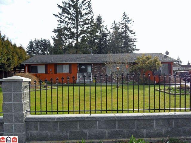 Main Photo: 6172 126TH Street in Surrey: Panorama Ridge House for sale : MLS®# F1007574