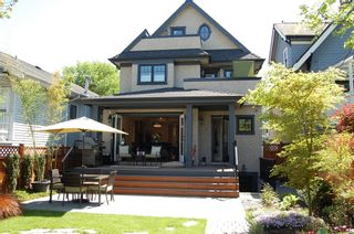 """Photo 11: 855 W 19TH AV in Vancouver: Cambie House for sale in """"DOUGLAS PARK"""" (Vancouver West)  : MLS®# V988760"""