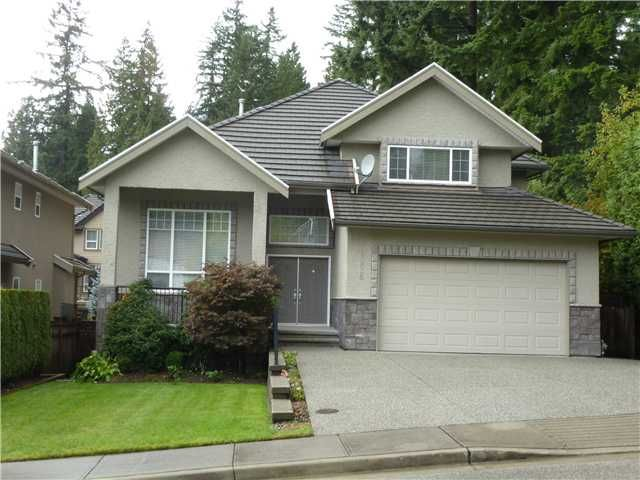 Main Photo: 1226 LIVERPOOL Street in Coquitlam: Burke Mountain House for sale : MLS®# V1029165