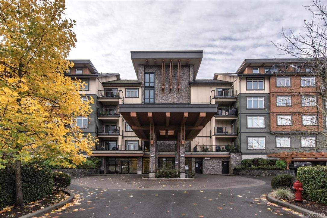 Main Photo: 317 623 Treanor Ave in : La Thetis Heights Condo for sale (Langford)  : MLS®# 800579