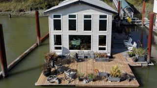 """Photo 27: 1 800 SOUTH DYKE Road in New Westminster: Queensborough House for sale in """"Queensborough Marina"""" : MLS®# R2516453"""