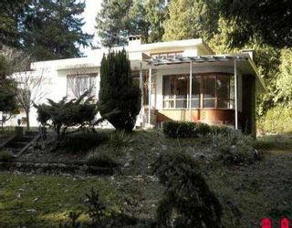 "Photo 1: 13539 16TH AV in White Rock: Crescent Bch Ocean Pk. House for sale in ""AMBLE GREEN / OCEAN PARK"" (South Surrey White Rock)  : MLS®# F2610794"