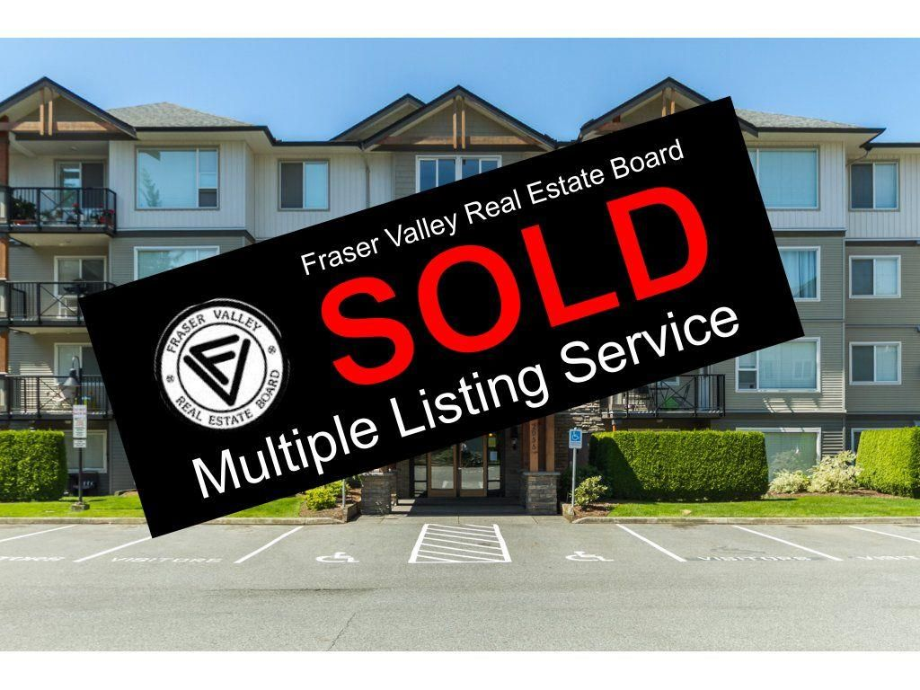 """Main Photo: 408 2955 DIAMOND Crescent in Abbotsford: Abbotsford West Condo for sale in """"Westwood"""" : MLS®# R2094744"""