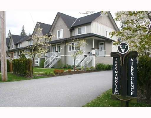 "Main Photo: 19 1800 MAMQUAM Road in Squamish: Garibaldi Estates Townhouse for sale in ""VIRESENCE"" : MLS®# V680723"