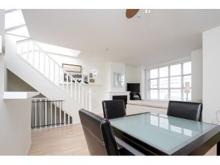 """Photo 5: 203 657 W 7TH Avenue in Vancouver: Fairview VW Townhouse for sale in """"THE IVY'S"""" (Vancouver West)  : MLS®# V1059646"""
