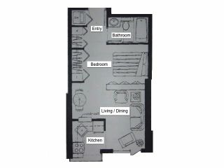 """Photo 20: 410 1188 RICHARDS Street in Vancouver: Yaletown Condo for sale in """"Park Plaza"""" (Vancouver West)  : MLS®# V1055368"""