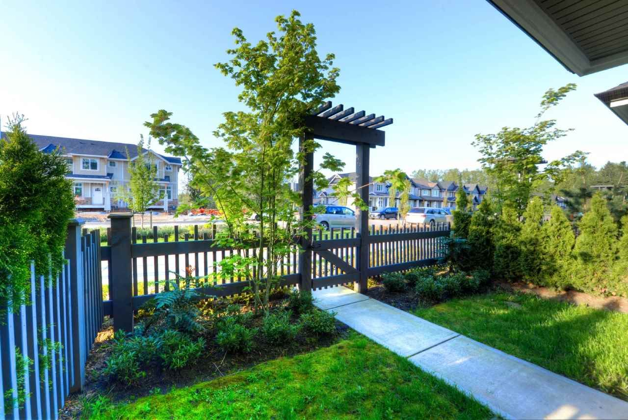 """Main Photo: 139 8138 204 Street in Langley: Willoughby Heights Townhouse for sale in """"ASHBURY & OAK"""" : MLS®# R2547522"""