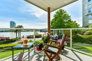 "Photo 7: 204 1230 QUAYSIDE Drive in New Westminster: Quay Condo for sale in ""Tiffany Shores"" : MLS®# R2561902"