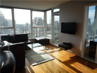 Photo 4: # 3010 928 BEATTY ST in Vancouver: Yaletown Condo for sale (Vancouver West)  : MLS®# V1048336