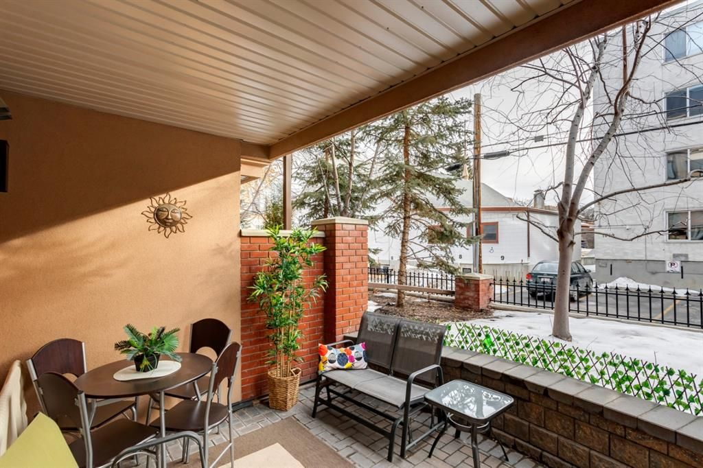 Photo 23: Photos: 105 1730 5A Street SW in Calgary: Cliff Bungalow Apartment for sale : MLS®# A1075033