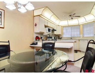 """Photo 6: 105 1450 MCCALLUM Road in Abbotsford: Poplar Townhouse for sale in """"CROWN POINT"""" : MLS®# F2833694"""