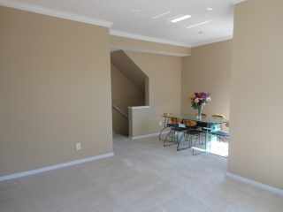 """Photo 4: 93 15152 62A Avenue in Surrey: Sullivan Station Townhouse for sale in """"The Uplands"""" : MLS®# F1415808"""