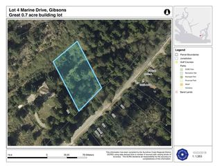 Photo 1: Lot 4 MARINE Drive in Granthams Landing: Gibsons & Area Land for sale (Sunshine Coast)  : MLS®# R2495374