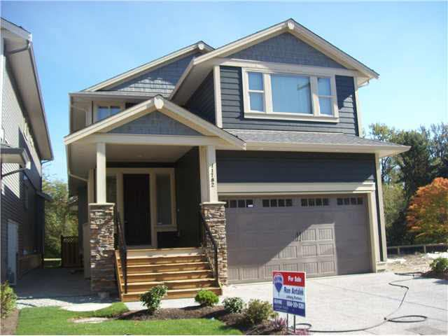Main Photo: 11782 236th St. in Maple Ridge: Cottonwood MR House for sale : MLS®# V970291