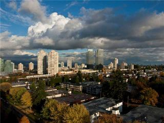 """Photo 2: 1605 6455 WILLINGDON Avenue in Burnaby: Metrotown Condo for sale in """"PARKSIDE MANOR"""" (Burnaby South)  : MLS®# V857993"""