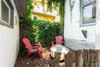 Photo 19: 202 Lenore Street in Winnipeg: Wolseley Residential for sale (5B)  : MLS®# 1822838