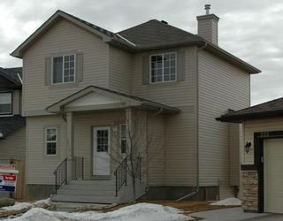 Photo 1: 218 Evansmeade Close NW in CALGARY: Evanston House for sale (Calgary)