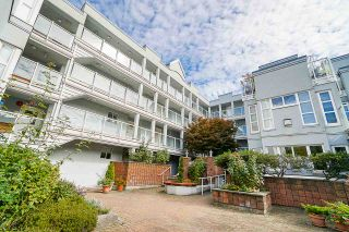 """Photo 1: 105 8728 SW MARINE Drive in Vancouver: Marpole Condo for sale in """"RIVERVIEW COURT"""" (Vancouver West)  : MLS®# R2567532"""