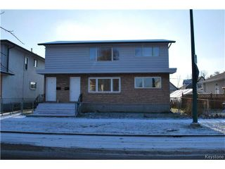 Main Photo: 990 Burrows Avenue in Winnipeg: Shaughnessy Heights Residential for sale (4B)  : MLS®# 1630694
