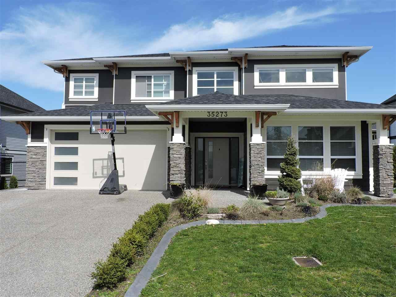 """Main Photo: 35273 ADAIR Avenue in Mission: Mission BC House for sale in """"Ferncliff Estates"""" : MLS®# R2559048"""