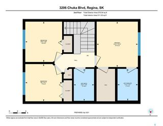 Photo 37: 3206 Chuka Boulevard in Regina: The Towns Residential for sale : MLS®# SK851410