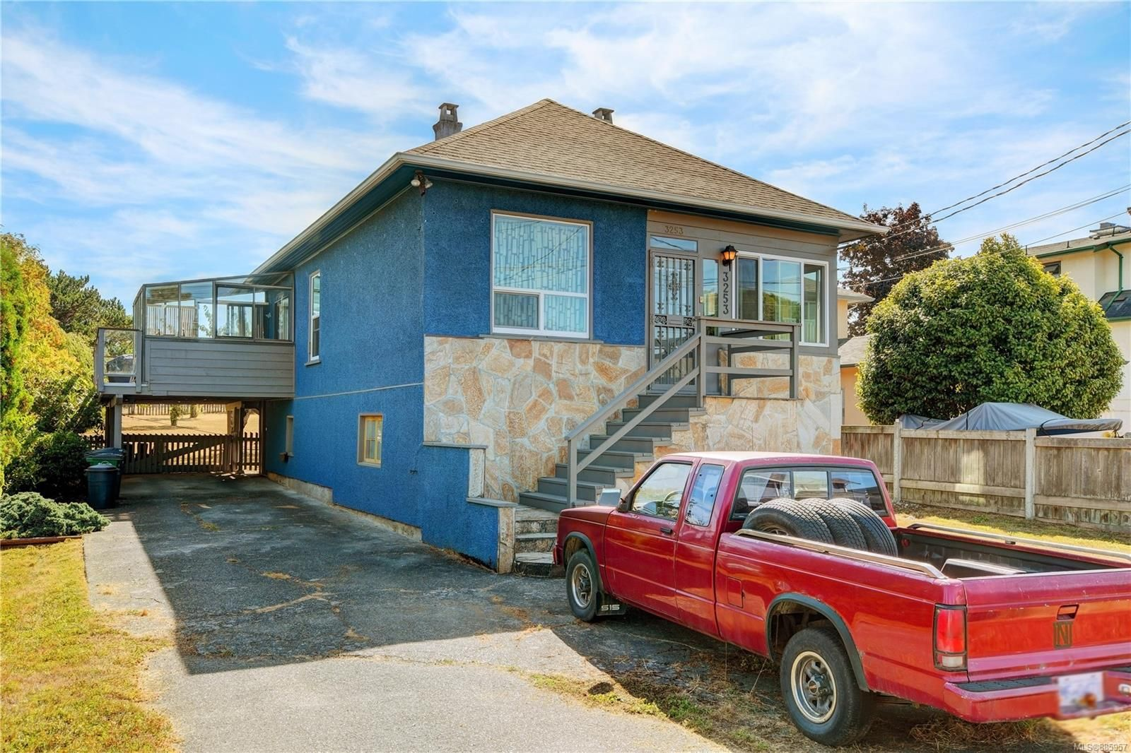 Main Photo: 3253 Wascana St in : SW Gorge House for sale (Saanich West)  : MLS®# 885957