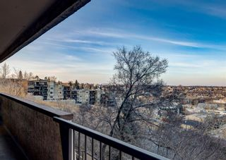 Photo 31: 701 300 MEREDITH Road NE in Calgary: Crescent Heights Apartment for sale : MLS®# A1083001