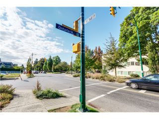 Photo 17: 202 3218 ONTARIO Street in Vancouver: Main Condo for sale (Vancouver East)  : MLS®# V1084215