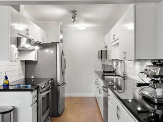 """Photo 13: 202 825 W 15TH Avenue in Vancouver: Fairview VW Condo for sale in """"The Harrod"""" (Vancouver West)  : MLS®# R2614837"""