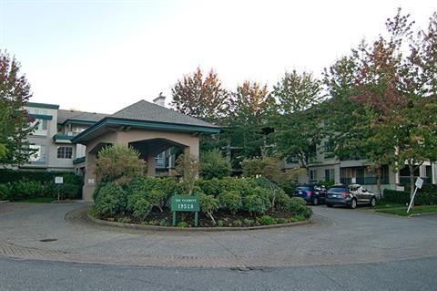 """Main Photo: 218 19528 FRASER Highway in Surrey: Cloverdale BC Condo for sale in """"Fairmont on the Boulevard"""" (Cloverdale)  : MLS®# R2092680"""