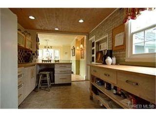 Photo 4: 1163 Lockley Rd in VICTORIA: Es Rockheights House for sale (Esquimalt)  : MLS®# 425598