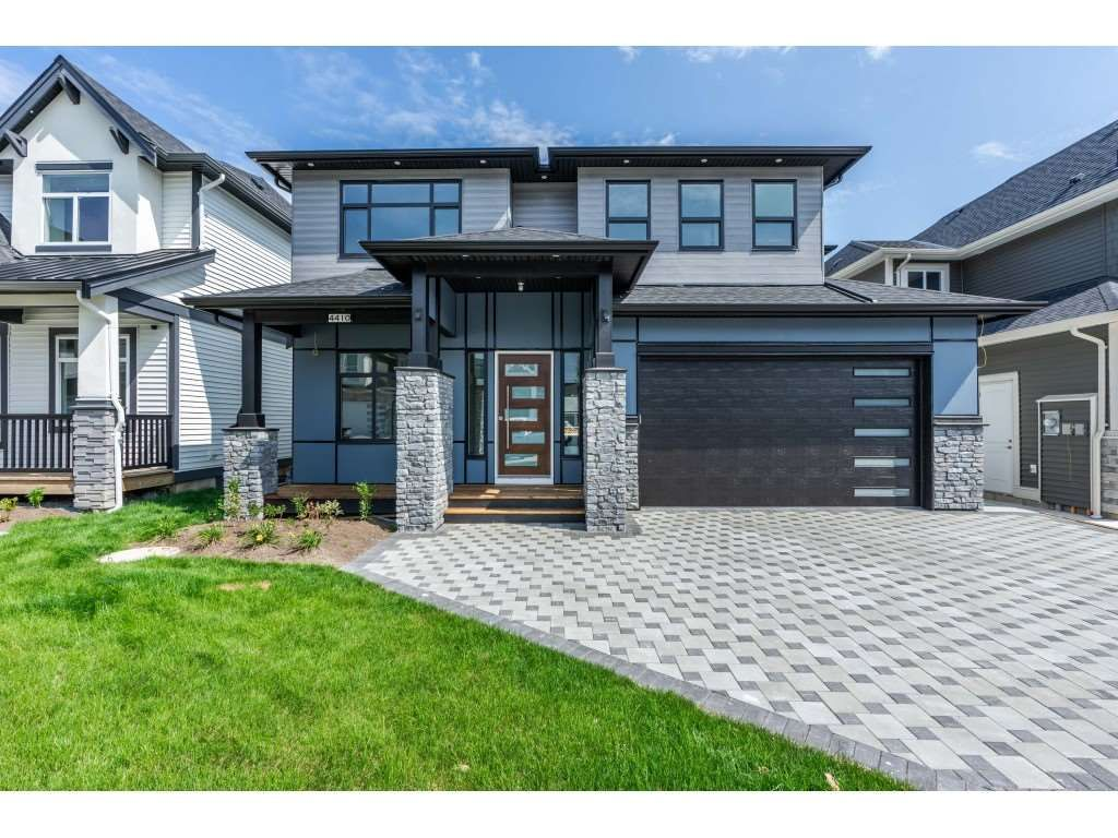 Main Photo: 4410 EMILY CARR Place in Abbotsford: Abbotsford East House for sale : MLS®# R2397608