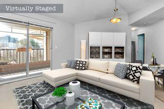 "Photo 1: 415 12248 224 Street in Maple Ridge: East Central Condo for sale in ""URBANO"" : MLS®# R2561891"