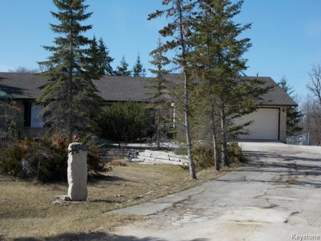 Main Photo: 176 OLD RIVER Road in STCLEMENT: East Selkirk / Libau / Garson Residential for sale (Winnipeg area)  : MLS®# 1509535