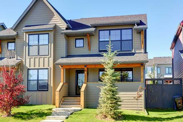 Main Photo: 35 WALDEN Terrace SE in : Walden Residential Attached for sale (Calgary)  : MLS®# C3635990