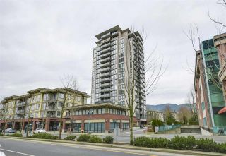 """Photo 1: 704 2959 GLEN Drive in Coquitlam: North Coquitlam Condo for sale in """"The Parc"""" : MLS®# R2337511"""