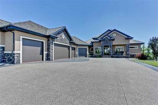 Photo 1: 52 Pinnacle Way: Rural Sturgeon County House for sale : MLS®# E4238330
