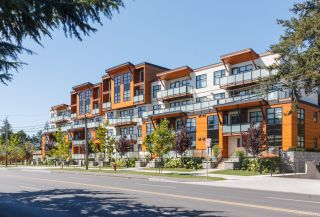 Photo 1: 415 4000 Shelbourne St in : SE Mt Doug Condo for sale (Saanich East)  : MLS®# 858753