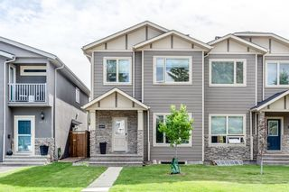 Main Photo: 4612 80 Street NW in Calgary: Bowness Semi Detached for sale : MLS®# A1120225