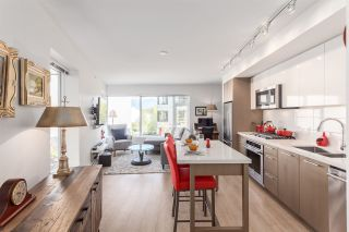 """Photo 12: 403 GREAT NORTHERN Way in Vancouver: Mount Pleasant VE Townhouse for sale in """"Canvas"""" (Vancouver East)  : MLS®# R2163692"""