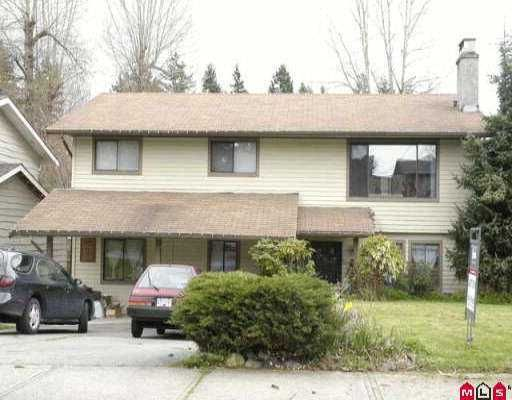 Photo 1: Photos: 2244 152A ST in White Rock: King George Corridor House for sale (South Surrey White Rock)  : MLS®# F2606383