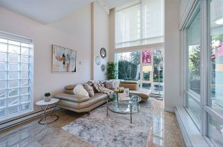 """Photo 4: 112 161 W GEORGIA Street in Vancouver: Downtown VW Townhouse for sale in """"COSMO"""" (Vancouver West)  : MLS®# R2575699"""