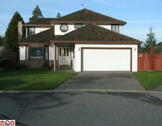 Photo 1: 8748 163A ST in Surrey: Fleetwood Tynehead House for sale : MLS®# F1001471