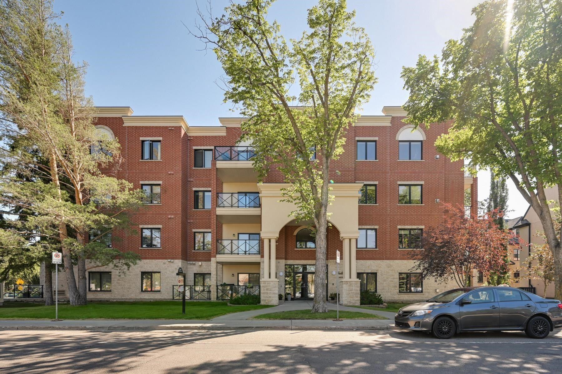 Main Photo: 201 14205 96 Avenue in Edmonton: Zone 10 Condo for sale : MLS®# E4258827