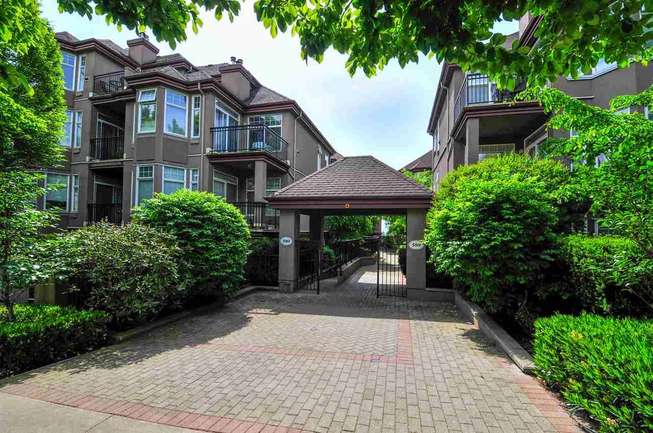 "Main Photo: 305 580 TWELFTH Street in New Westminster: Uptown NW Condo for sale in ""THE REGENCY"" : MLS®# R2062585"