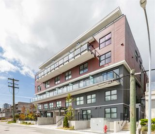 "Photo 27: 102 217 CLARKSON Street in New Westminster: Downtown NW Townhouse for sale in ""Irving Living"" : MLS®# R2545622"