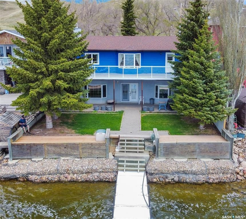 Main Photo: 24 Heritage Drive in Lac Pelletier: Residential for sale : MLS®# SK855299
