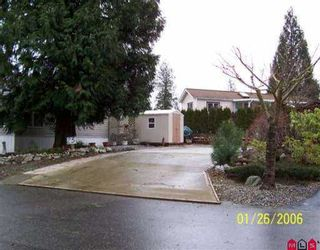 Photo 1: 23 14600 MORRIS VALLEY RD in Mission: Lake Errock Land for sale : MLS®# F2524805